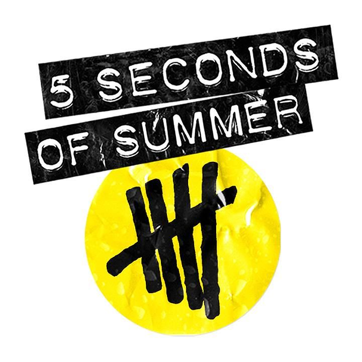5sos 5 seconds of summer logo music band