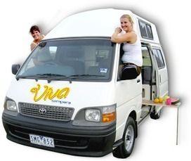 A Great Weekend Getaway on Viva Campers Weekender Promo | campervan hire , campervans australia | Scoop.it
