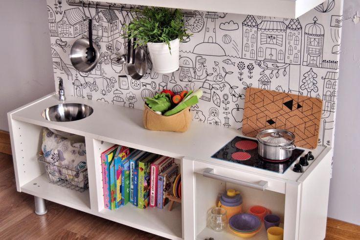 12 best Mi cocina de juguete images on Pinterest   Cocinas de ...