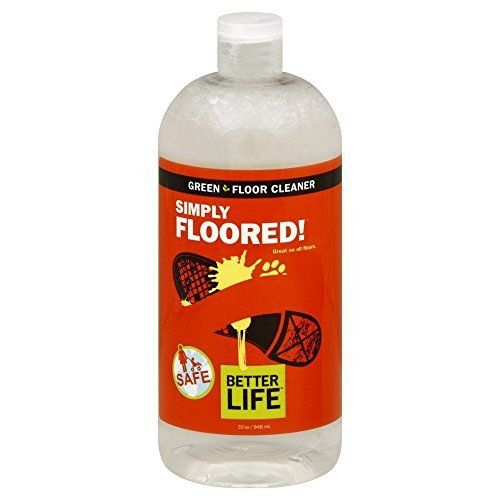 Better Life Simply Floored! Natural Floor Cleaner Citrus Mint -- 32 fl oz - http://astore.amazon.com/home_garden_tools-20/detail/B00B7UX7NO