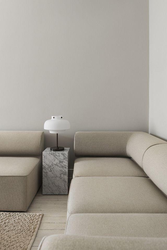 Menuspace Modernismreimagined Softminimalism Design Homedecor Inspiration Livingroom Plinth Sofa Cheap Bedroom Decor Interior Living Room Decor