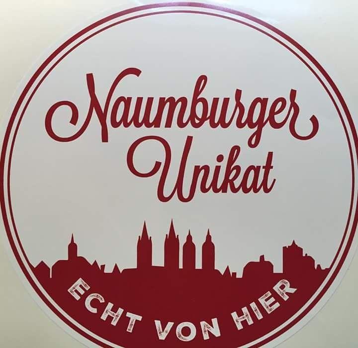 Das Logo vom Naumburger-Unikat nur echt von hier 😁