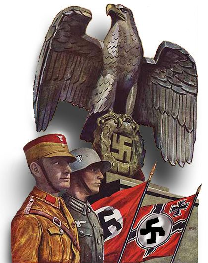 nazi propaganda and the merchant of The propaganda used by the german nazi party in the years leading up to and  during adolf  while only william shakespeare's macbeth and the merchant of  venice were actually recommended, none of the plays were actually forbidden,.