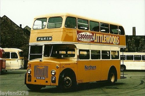 COLOUR BUS PHOTO - ALEXANDER NORTHERN NRB169 | eBay