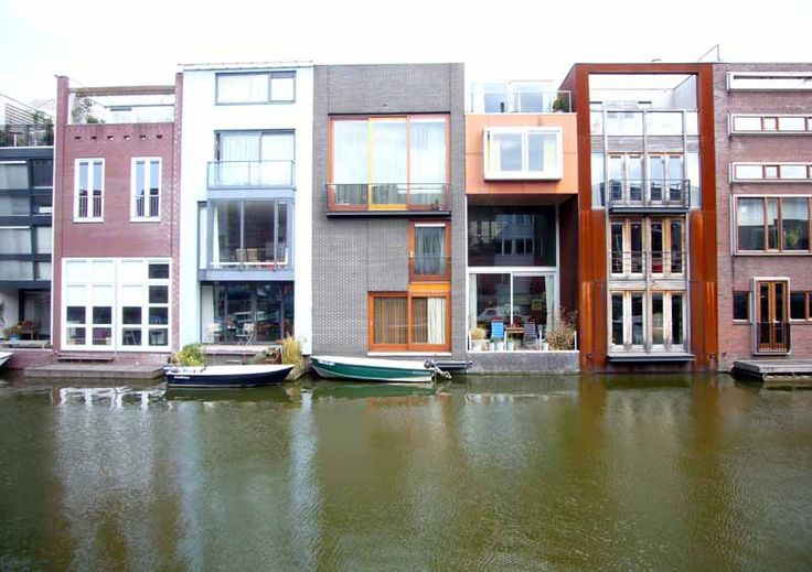 Two Houses on Borneo Sporenburg - Google 검색