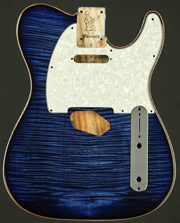 warmoth custom guitar parts classic showcase t style guitars guitar guitar parts. Black Bedroom Furniture Sets. Home Design Ideas