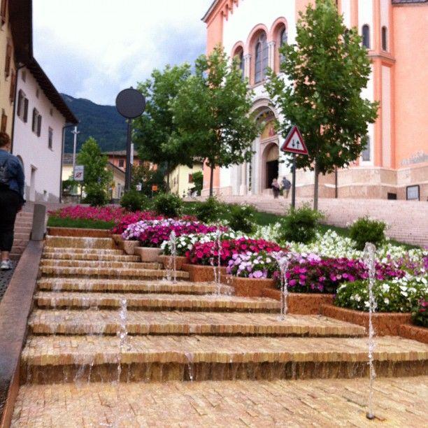 Levico Terme in Trento, Trentino - Alto Adige