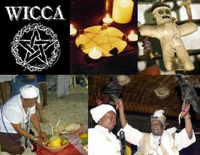 do the witches in fact have Wicca is a pagan religion, this means that its adherents worship pre-christian gods and goddesses of the land and includes the practice of witchcraft.