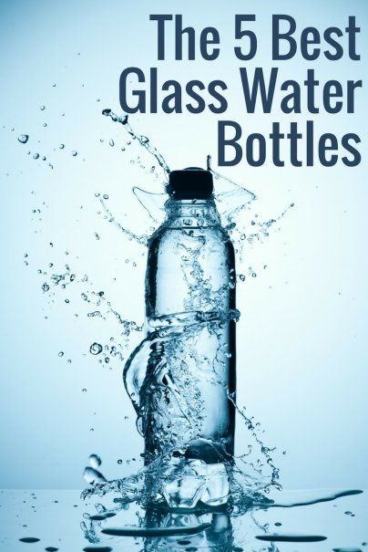 The 5 Best Glass Water Bottles | Wisebread Product Review | Gym Essentials | Top Exercise Products | How To Stay Hydrated