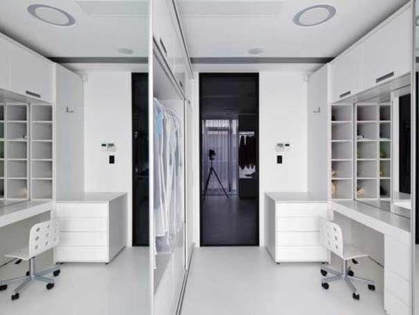 White Apartments : Calm and Elegant Apartment Interiors | Ideas | PaperToStone