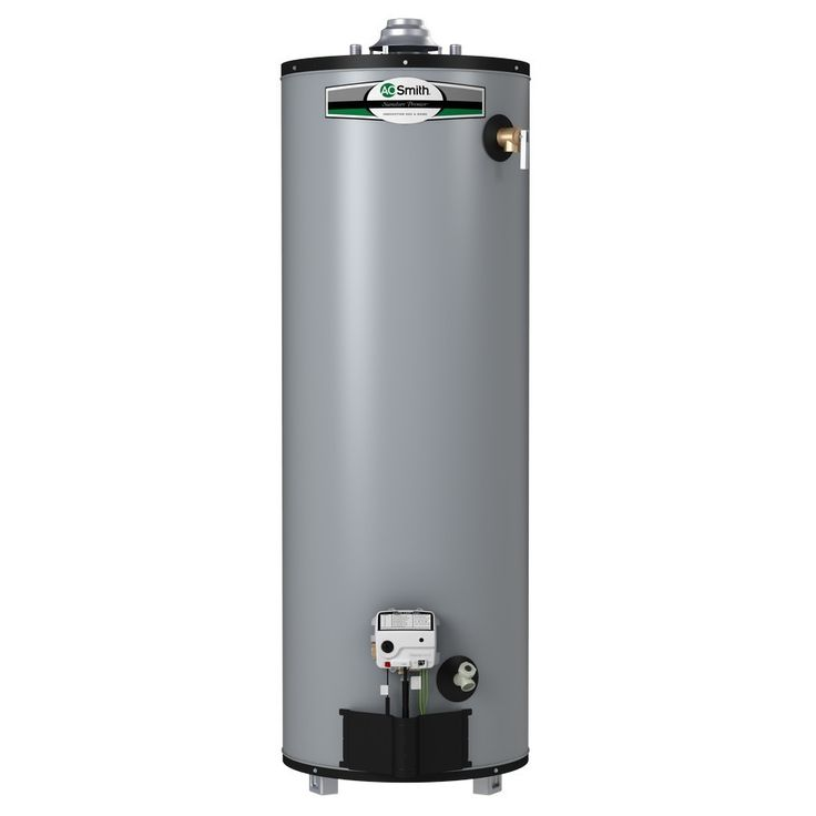 A.O. Smith Signature Premier 50-Gallon 12-Year Limited Tall Natural Gas Water Heater