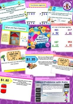 This NO PREP Maths Bundle is programmed for the Australian National Curriculum based on the Maths Plus and Go Maths programs. However, it can be tailored to suit other nations curriculum outcomes.  This is a perfect time saver for you and your classroom.