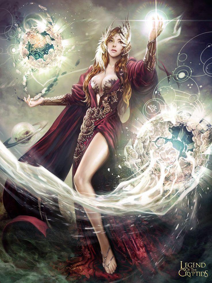 legends fantasy art - photo #6