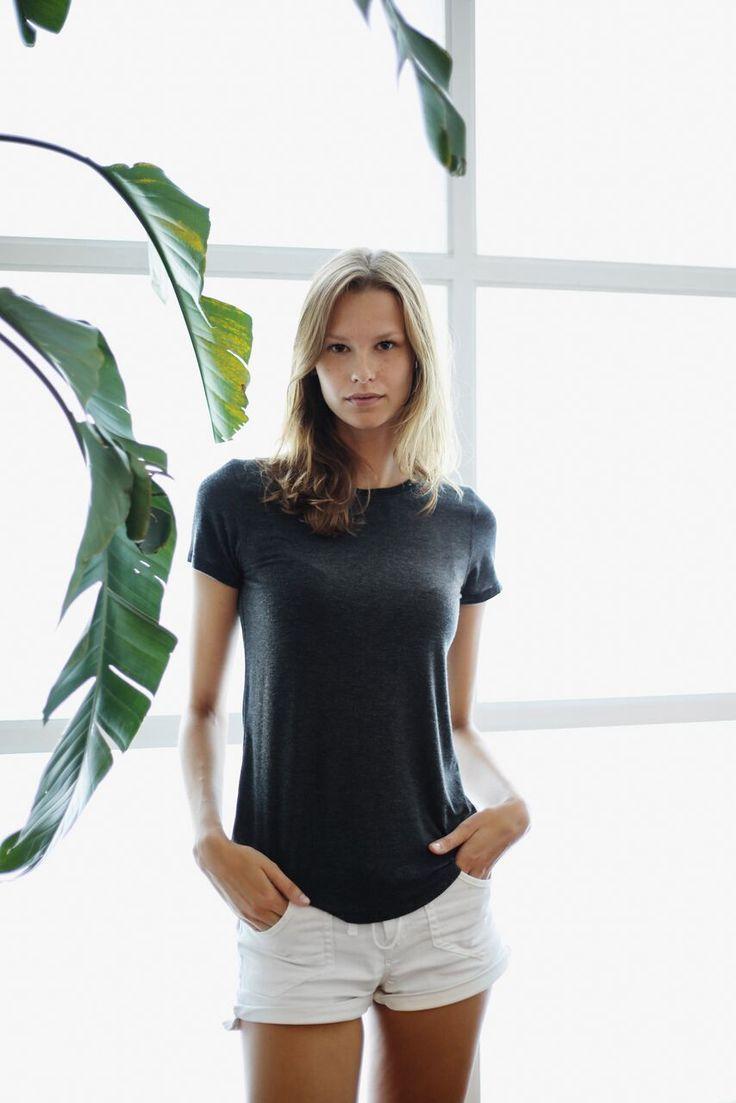 Model Mariina Keskitalo is summer ready in Sydney in the ...