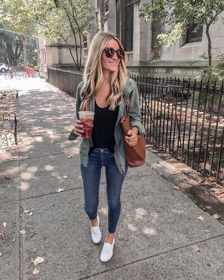 45 Casual Outfit-Ideen für den Herbst