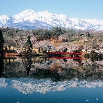 春をうつす 上越市 新潟   春の新潟旅行:http://bit.ly/12hD2I9