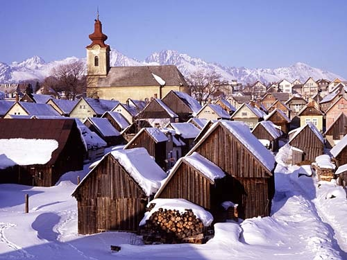 Slovakia, High Tatras - Štrba