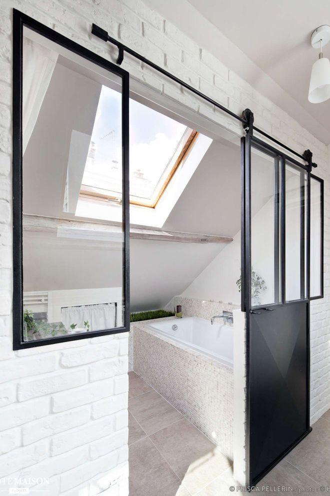 Salle de bain sans fenetre, sombre : solutions pour plus de lumière ...