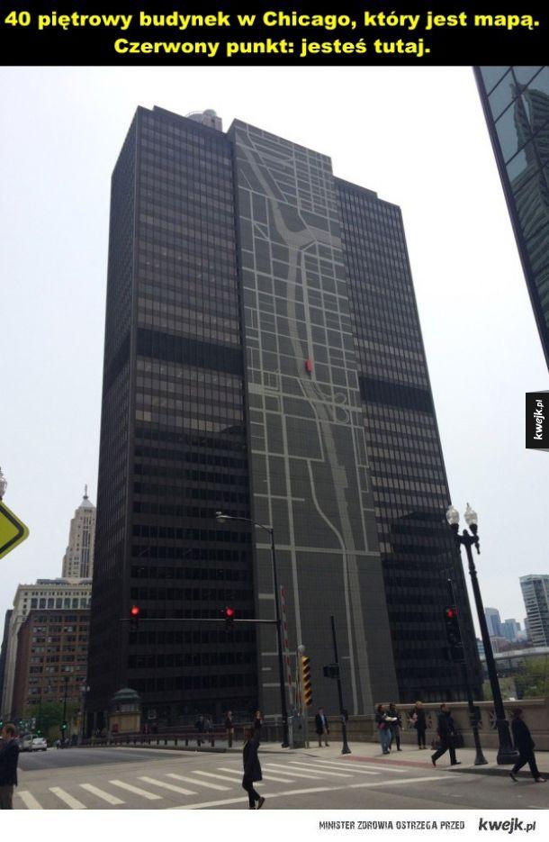 Niesamowity budynek