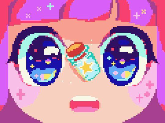 Resultado de imagem para KAWAII MAGIC GIRL ICON