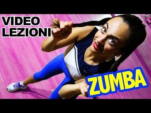 Zumba Fitness Lezioni in italiano per imparare - Esercizi per allenamento…