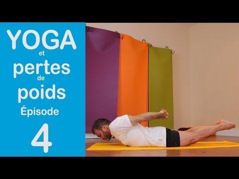 Yoga et perte de poids : Episode 4, les extensions pour dynamiser votre corps - YouTube