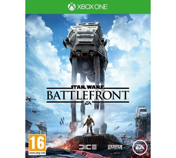 Buy Star Wars Battlefront - Xbox One at Argos.co.uk, visit Argos.co.uk to shop online for Xbox One games, Xbox One, Video games and consoles, Technology