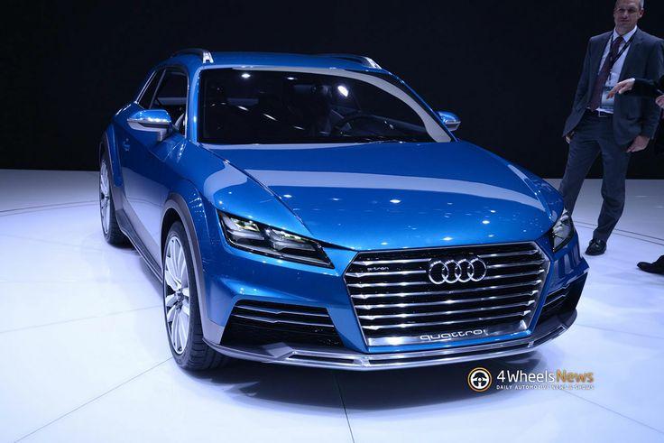 2015 #Audi TT will make its debut at the 2014 #GenevaMotorShow  http://www.4wheelsnews.com/next-generation-audi-tt-will-make-its-debut-at-the-2014-geneva-motor-show/