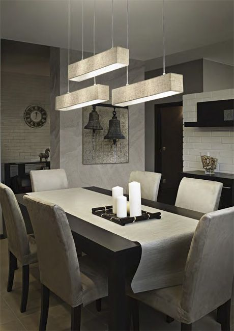 Lampa STICK SP6 dedykowana nad stół. Producent: Ideal Lux