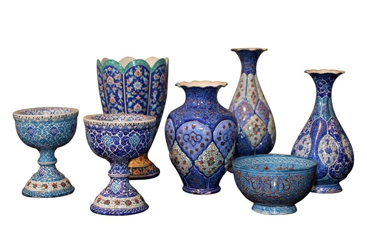 Persian vessels