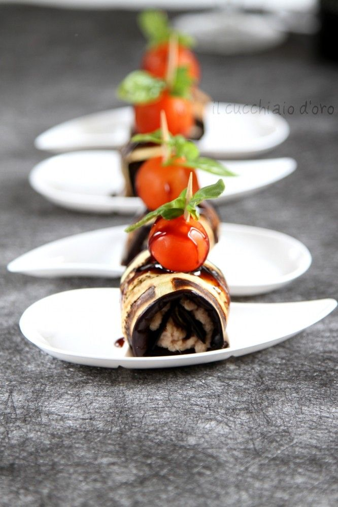 Idea finger food