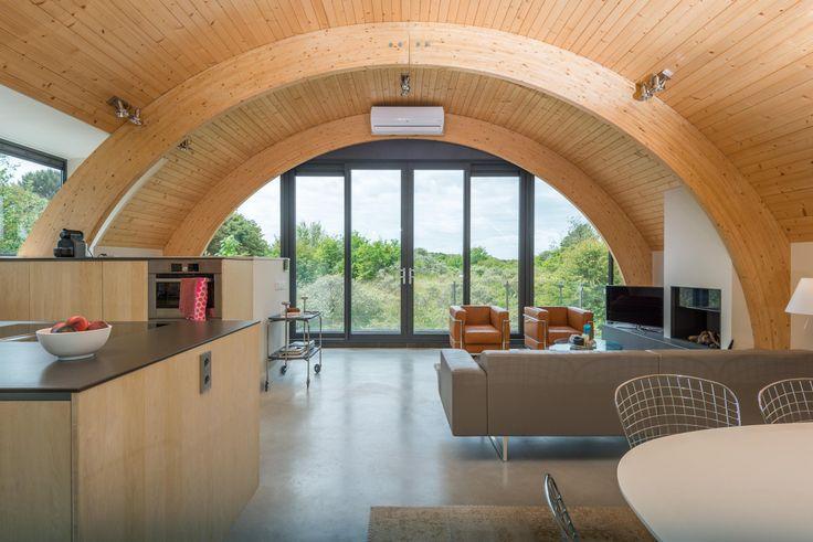 Home Interior Design Self Designed Dutch Beach House