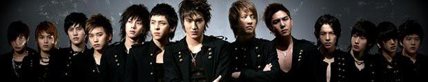 Bandas coreanas que você não pode deixar de conhecer -  Super Junior