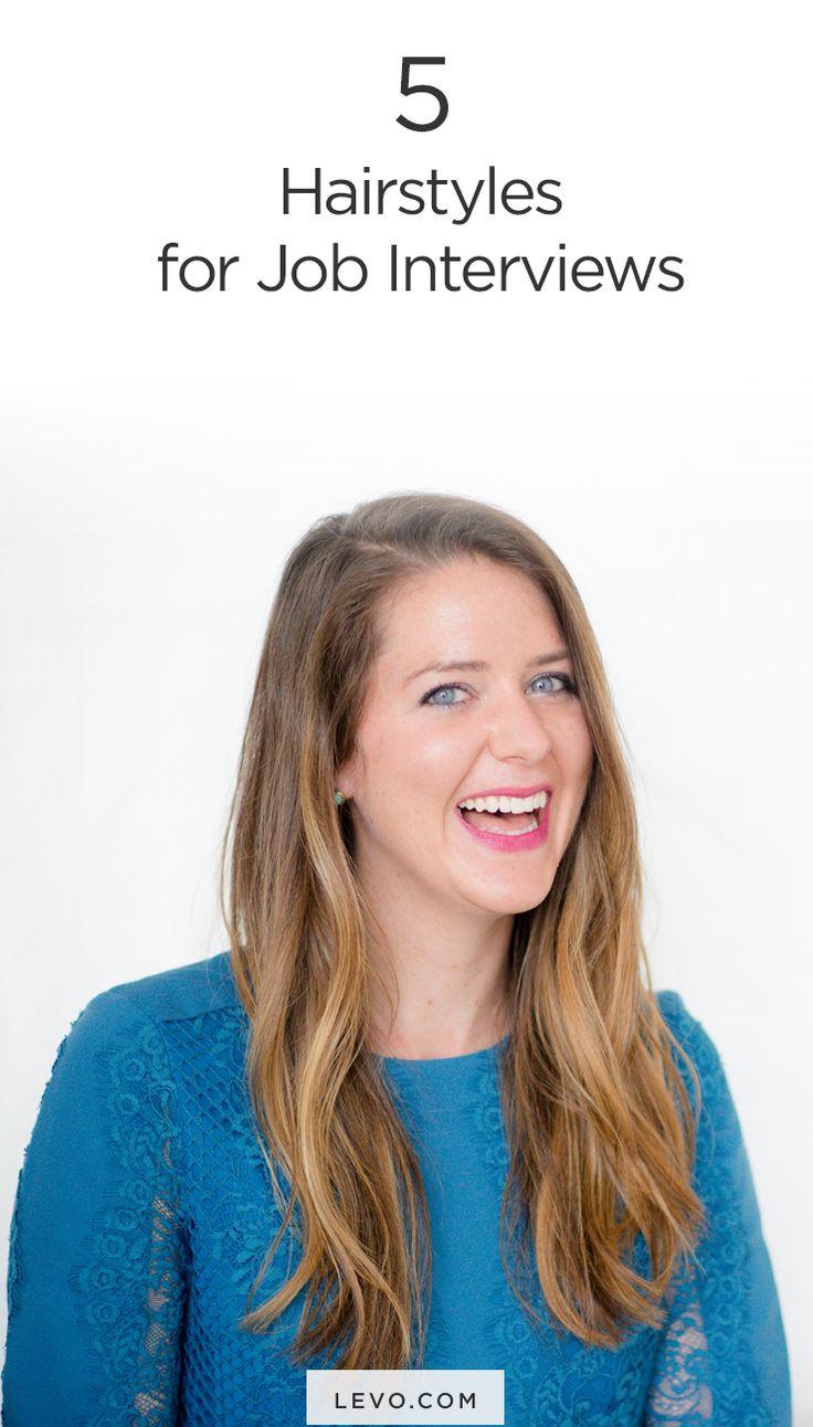 best 10+ job interview hairstyles ideas on pinterest | interview