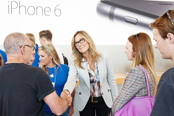 $73M payout to Angela Ahrendts reflects the Burberry stock she sacrificed, explains Apple