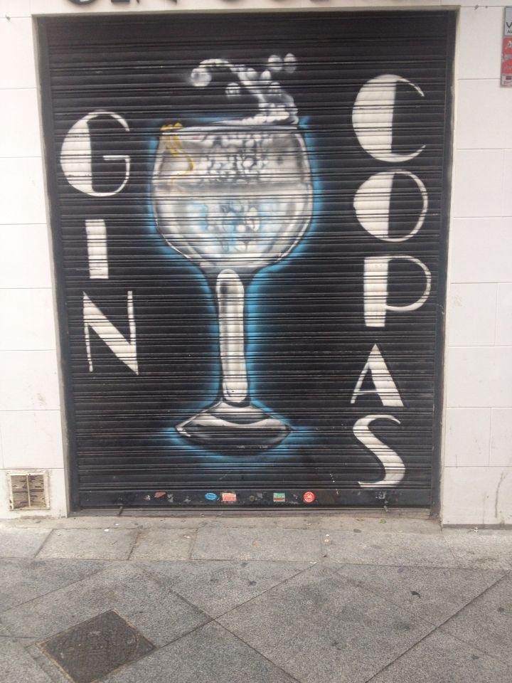 Madrid september 2014