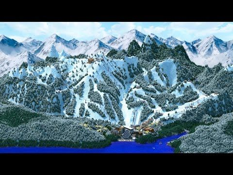 Use MineCraft Ski Resort to Teach Maths and English – Inter-tech Education