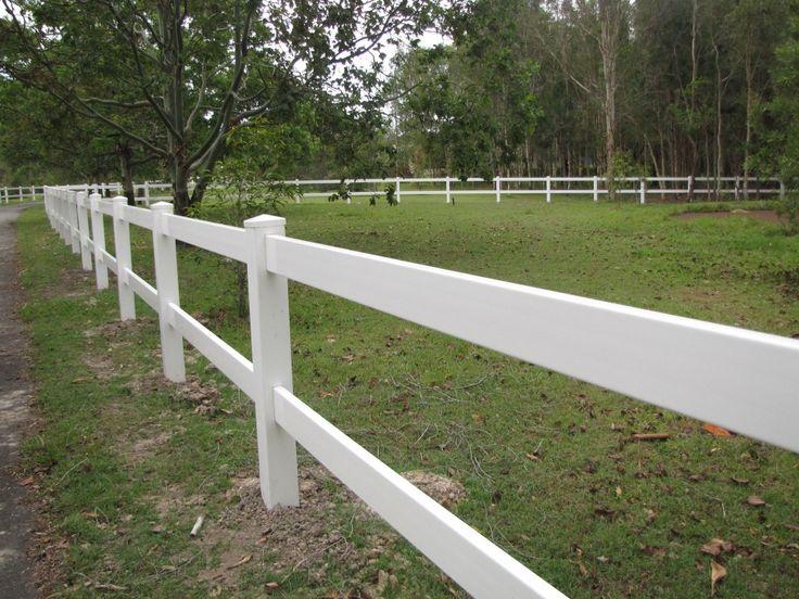 Pvc Eco No Maintenance Garden Materials White Vinyl Fence Modern