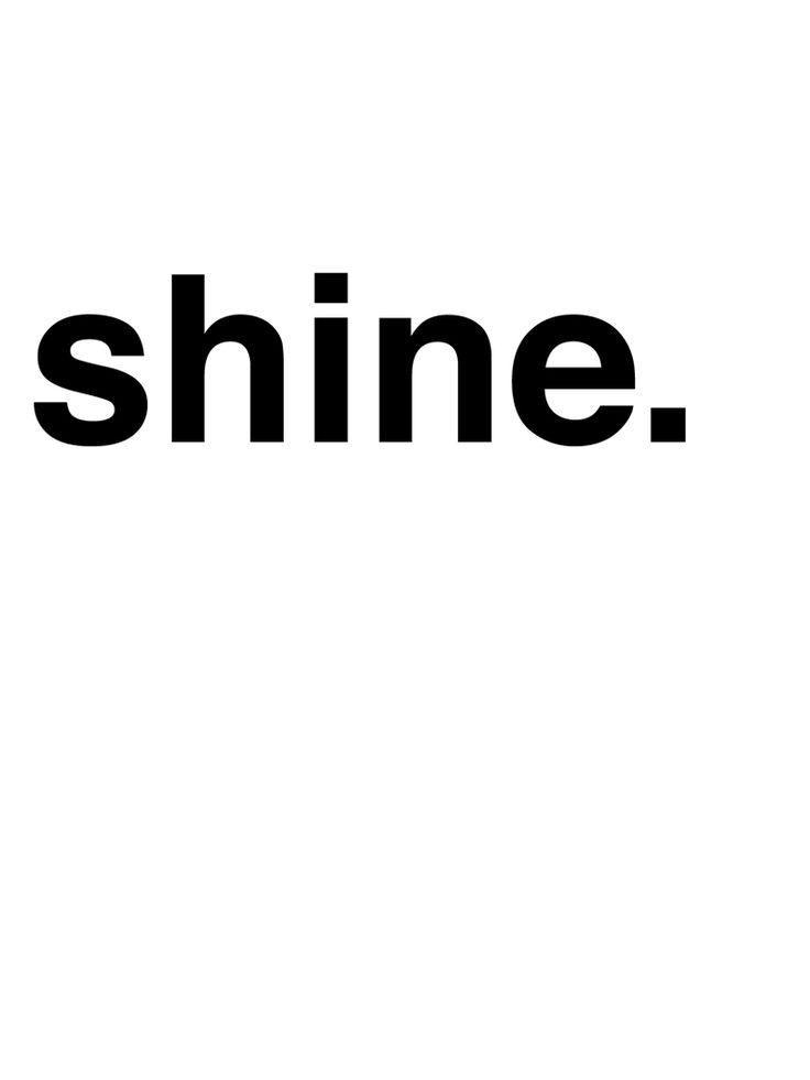 SHINE ▶ PLAYLIST by Loving With Joy
