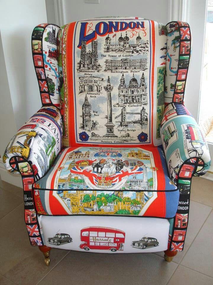 Tea towel chair -- need one!