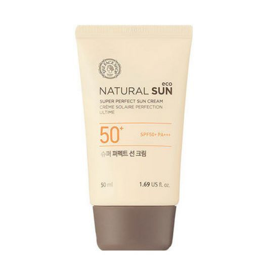 *BBcosmetic.com 50% Off Promotion!!  [THE FACE SHOP] NATURAL SUN ECO SUPER PERFECT SUN CREAM SPF 50+ PA+++ 50ML SALE!  USD $10.57 (The #lowest price ever!) ------> USD $5.28  5 people can get this chance! Leave comments and share!  http://bbcosmetic.com/the-face-shop-natural-sun-eco-super-perfect-sun-cream-spf-50-pa-50ml-sale/  #dailysale #bbcosmeticdailysale #dealoftheday #halfprice #thelowestprice #onsale #sun #bbcosmetic_official #bbcosmetic