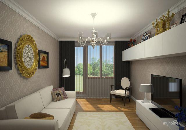 дизайн интерьера гостиной 16 кв.м фото: 25 тыс изображений найдено в Яндекс.Картинках