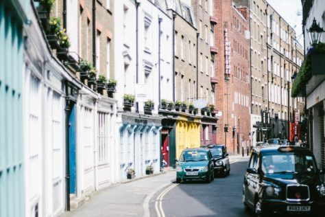 10 Hidden Sights in London, England - The Everygirl
