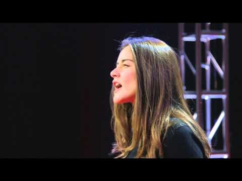 Why I Live A Zero Waste Life | Lauren Singer | TEDxTeen - YouTube