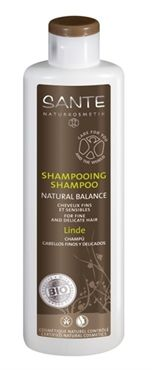 Sante Naturkosmetik Shampoo Natural Balance -Delivers new elasticity to fine and delicate hair. The gentle formula with silk protein and wheat germ extract invigorates the natural beauty and vitality of your hair, without weighing it down $9