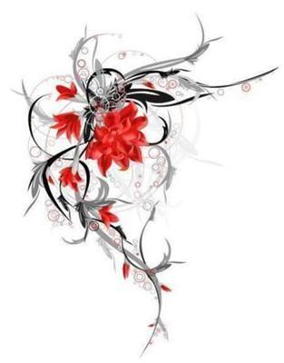 disegni tatuaggi fiori, tatuaggi con fiori, tatuaggi floreali >> tatuaggi fiori --> http://tatuaggifiori.altervista.org