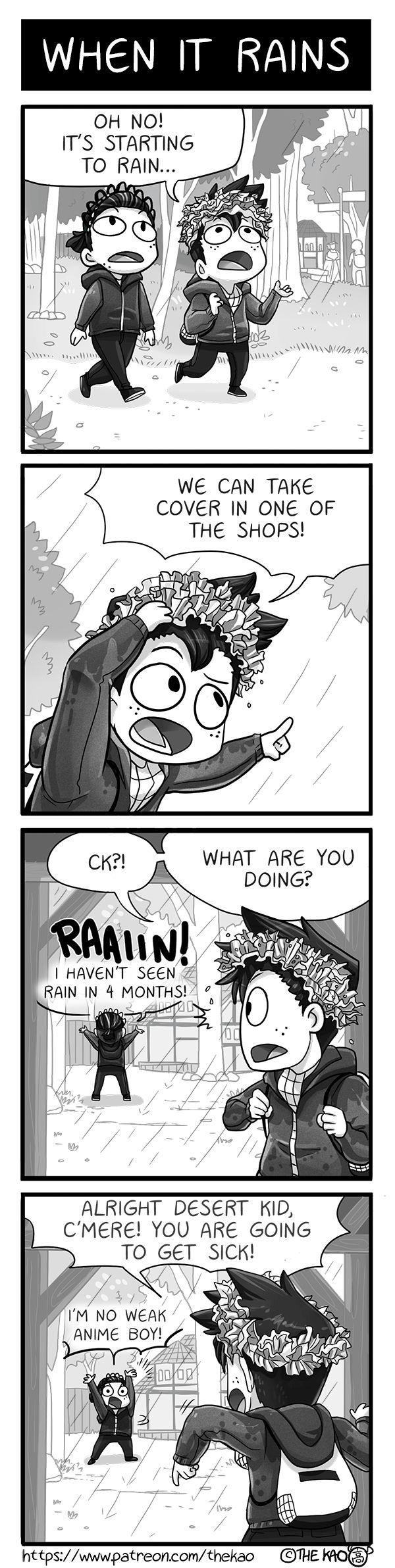 When It Rains - image