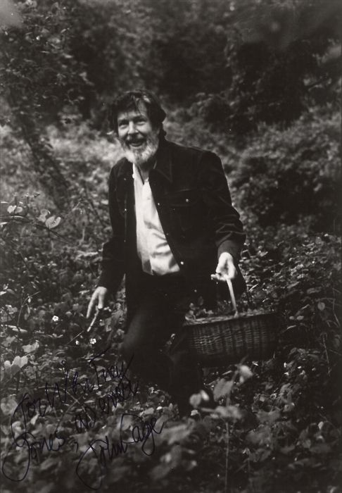 John Cage mushrooming