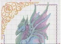 Gallery.ru / Фото #1 - BCL-10114 Mythical Dragons - tymannost