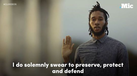 These people are putting a powerful spin on the presidential oath Donald J. Trump will be  #news #alternativenews